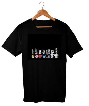 K-POP tee shirt