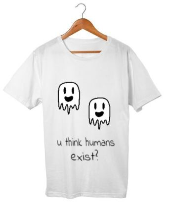 Tee Shirt - Ghost Theme