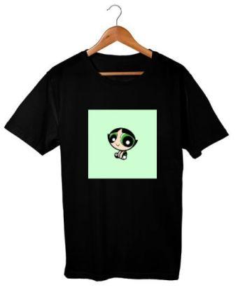 Powerpuff girls squad tee- green