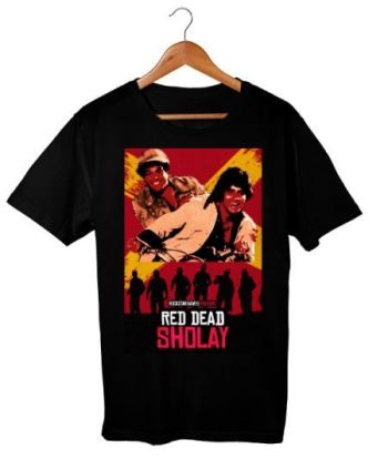 Red Dead Sholay