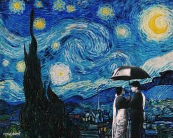 Shree 420 x Van Gogh