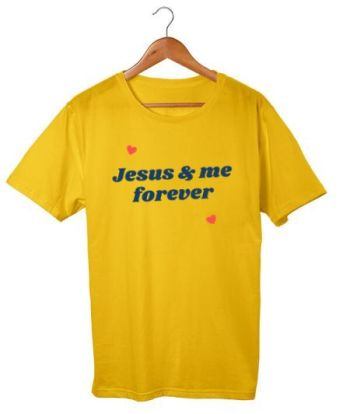 Jesus and me forever