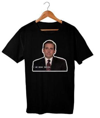 The office meme tshirt