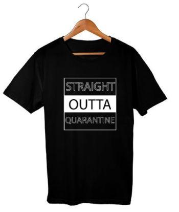 straight outta quarantine black