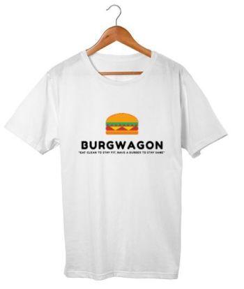 BurgWagon cotton t-shirt