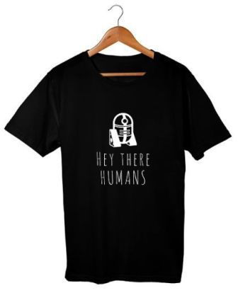 Hey there Humans - Android hello