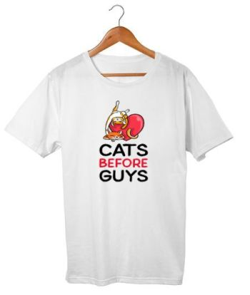 Cats before Guys