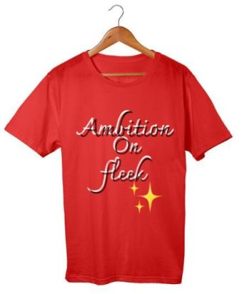 ambition on fleek