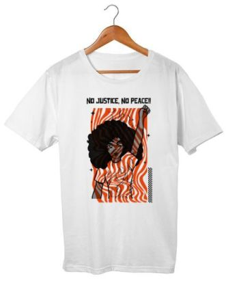 No Justice No Peace!! - T-Shirt