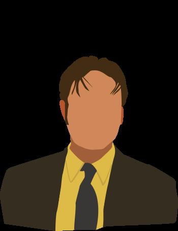 Dwight Schrute- FALSE