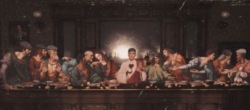 Peaky Blinders - The Last Supper at Garrison