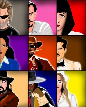 Tarantino's best nine