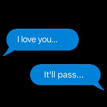 Fleabag Simple Heartbreaking Text