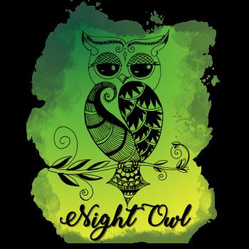 Night Owl Mandala