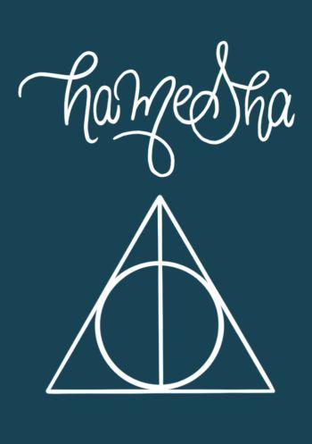 Harry Potter - Hamesha - Blue
