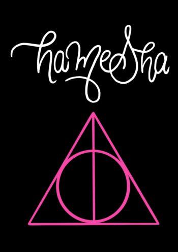 Harry Potter - Hamesha - Black