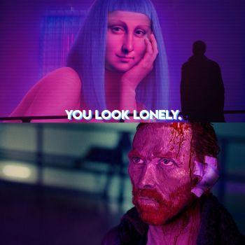 Van Gogh Blade Runner