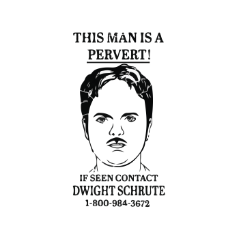 Pervert Wanted / The Office