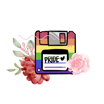 Pride - Floppy Disk