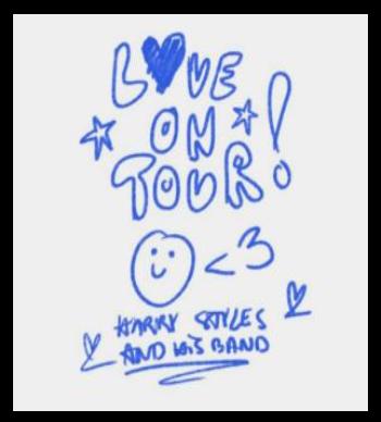 Love on Tour || Harry Styles