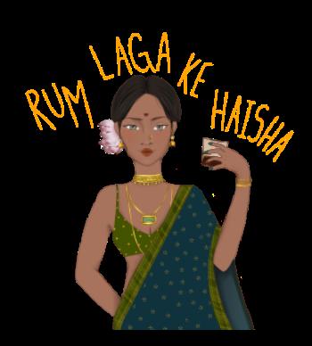 Rum Laga Ke Haisha