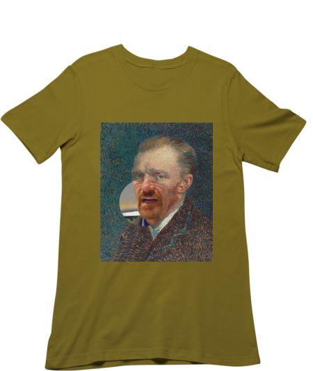 Van Gogh - Say my name? You're Gogh Damn Right!