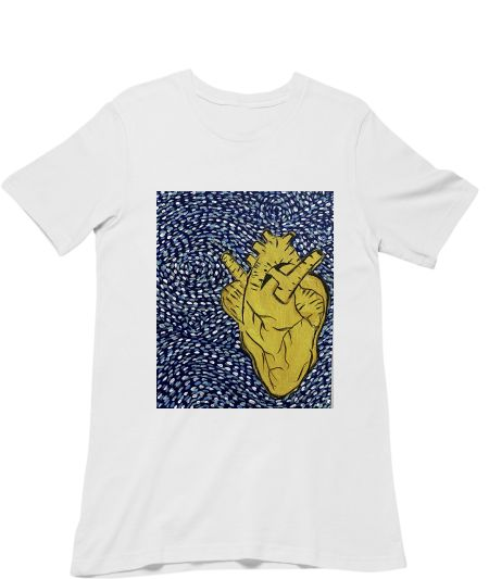 Vangogh heart