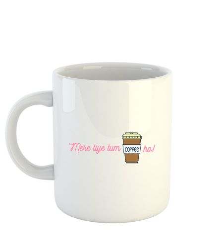 Mere liye tum coffee ho!