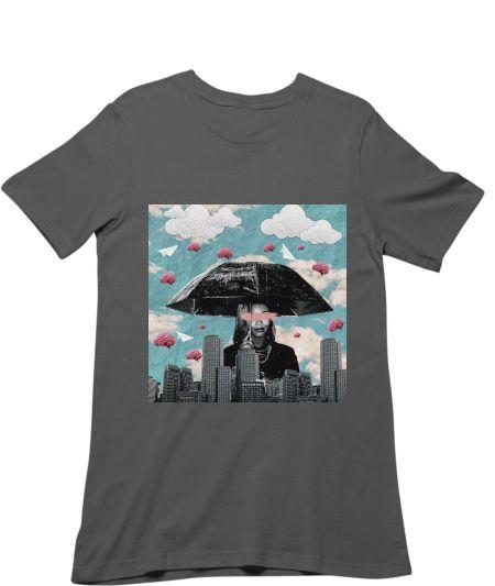 (B)rainfall