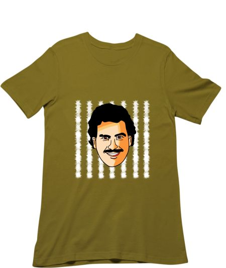 Sunkissed Pablo Escobar (w/o bg)
