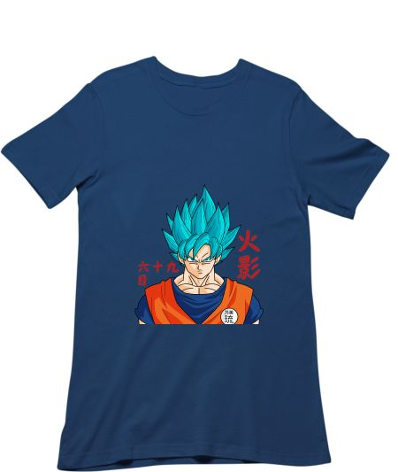 Super Saiyan Cyan Hair Goku
