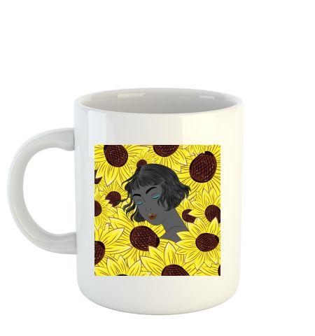Sunflower series Illustration 1