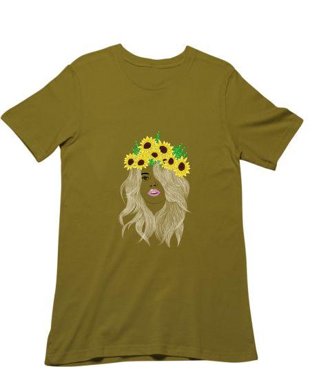 Sunflower Series illustration 2