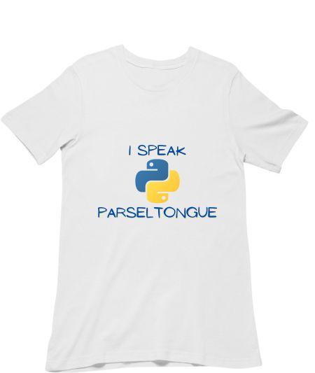 Python coder - I speak parseltongue
