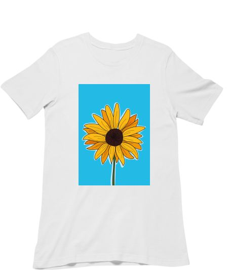 Sunflower - Blue