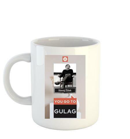 You go to gulag Slavoj Zizek communism