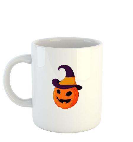 Halloween pumpkin digital illustration.