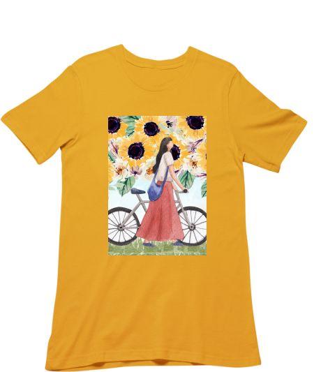 She's a brave sunflower
