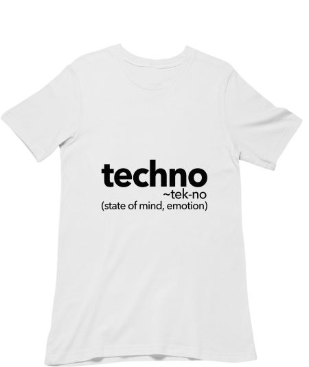 Techno - State of Mind