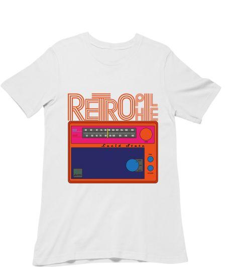 Retrophile Pop Art Radio