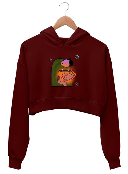 #chai_lovers . Warm graphic tee for winters.