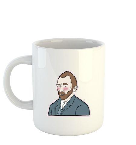 Van Gogh Blushing