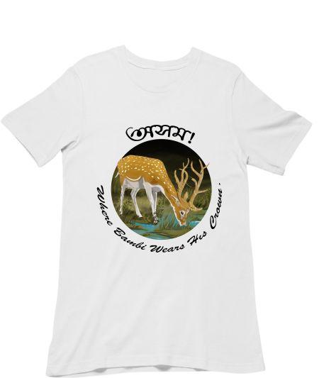 Wild of Assam- Crowned Deer