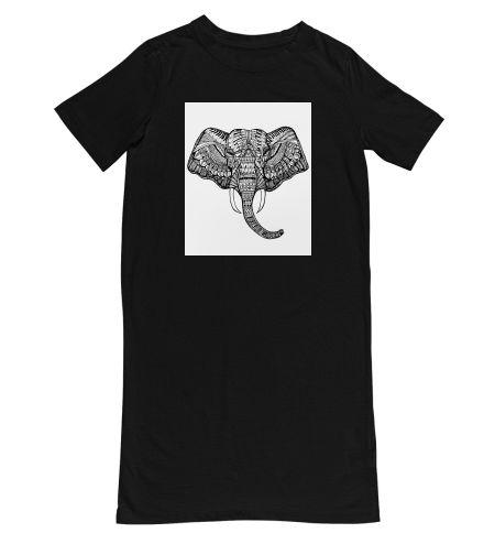 Illustrated Elephant 🐘