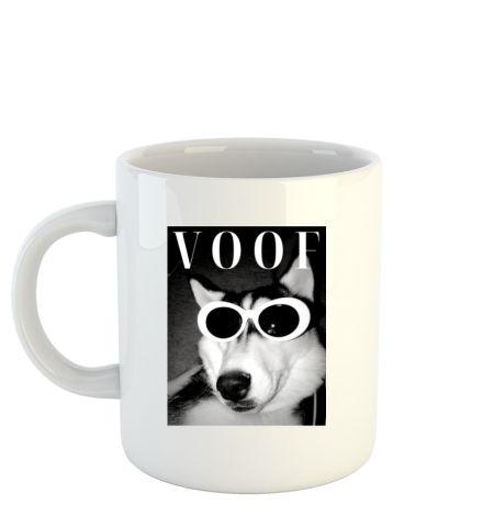 DOGGO VOGUE T-SHIRT