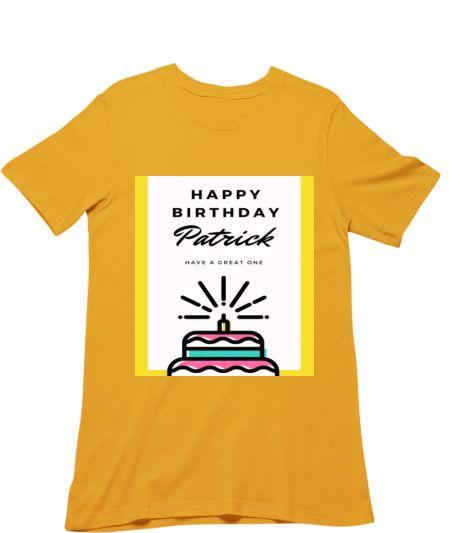 Happy birthday t shirt for men's