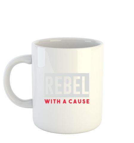Rebel Printed Men's T-shirt