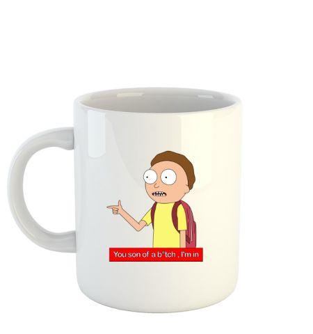 Rick and Morty meme