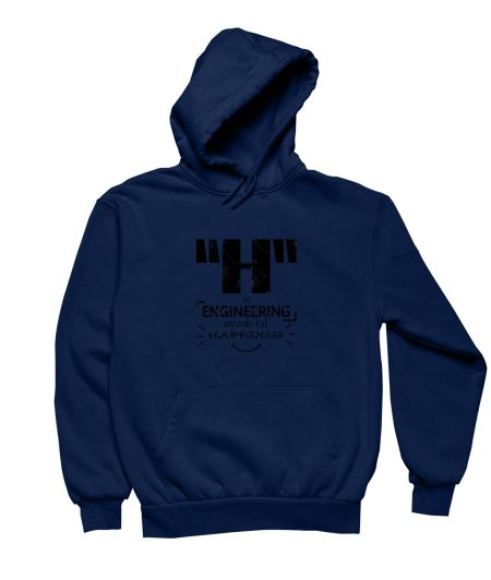 H in Engineering stands for Happiness