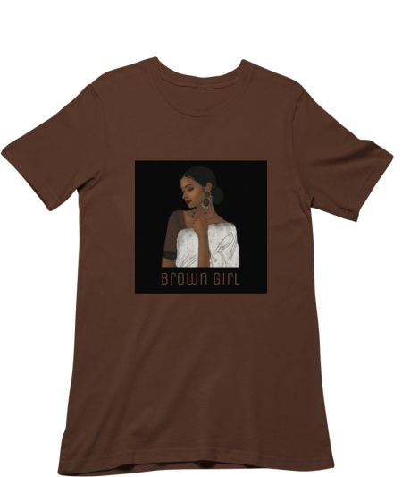 Brown Girl T shirt